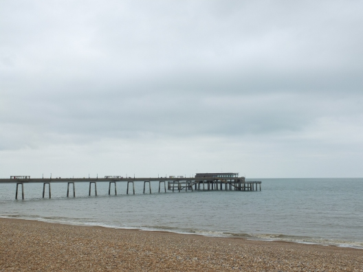 The pier at Deal