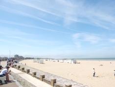 Calais beachfront
