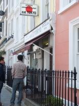 Eat Tokyo, Notting Hill