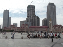 Tianjin zhan (train station)
