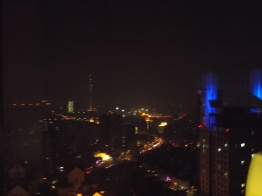 Views from the 49th floor