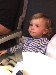 Such a good little traveler