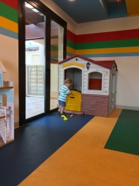 Play room in our building