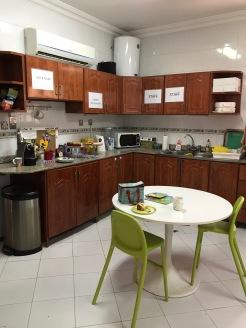 community kitchen