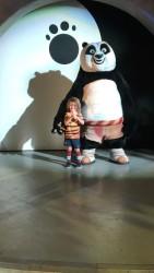 Motiongate theme park (many visits)