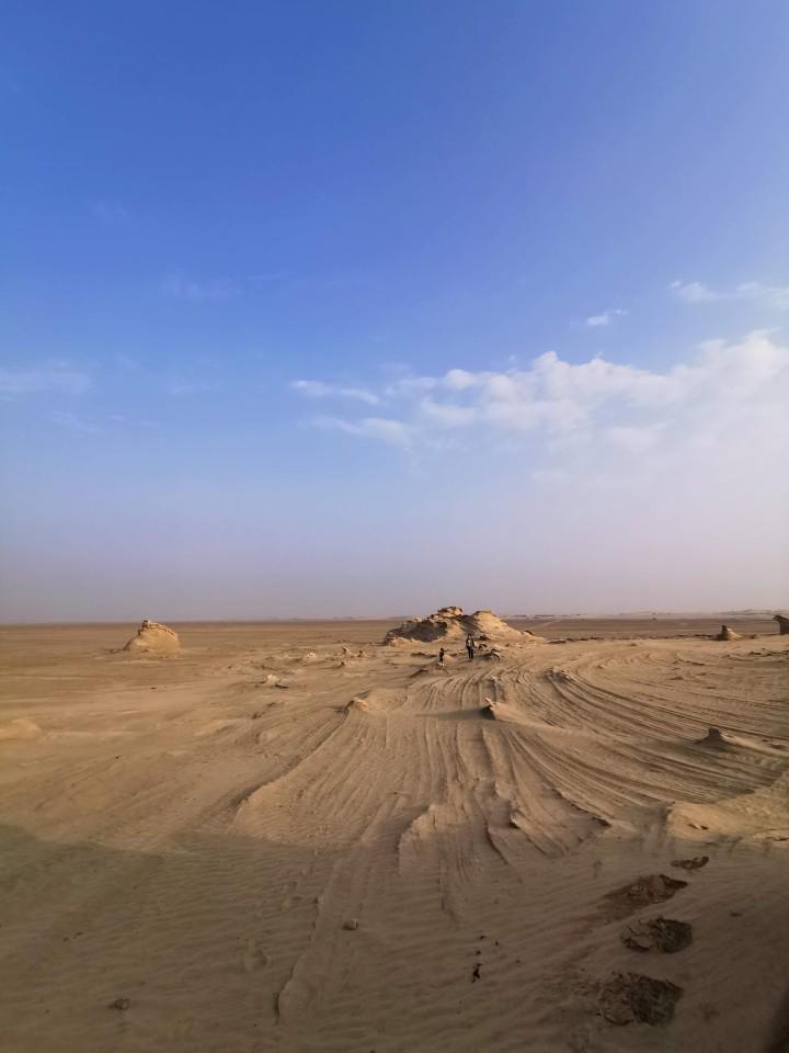 Al Wathba FossilDunes