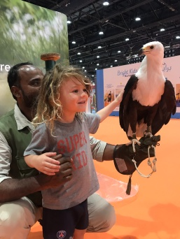 Abu Dhabi Hunting and Equestrian Exhibition