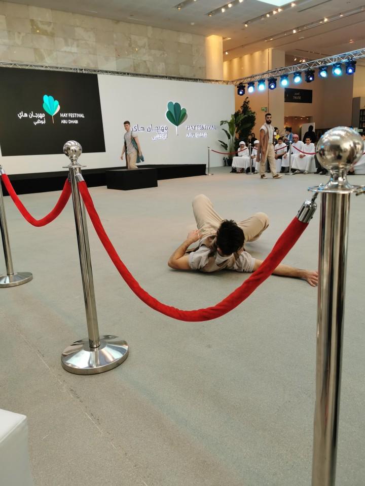 Hay Festival, Abu Dhabi2020
